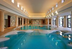 The Romanos, a Luxury Collection Resort, Costa Navarino - Anazoe Spa Hydro Massage