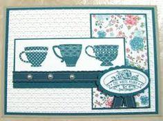 Image result for stampin up tea shoppe stamp set