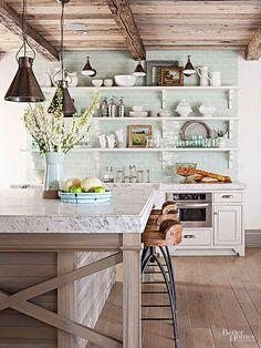 Ordinaire Popular Kitchen Paint Colors | Decor. Style. U0026 Home. | Pinterest | Tile Paint  Colours, Tile Painting And Marble Countertops