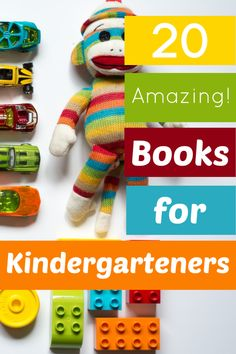 Looking for great books for kindergarteners? These books are fun for read aloud time or for reading on their own. With fun animation and engaging stories, these are perfect! Check out these 20 amazing books for kindergarteners. Great Books To Read, Amazing Books, Good Books, My Books, Kindergarten Books, Preschool Writing, Kids Going To School, Reluctant Readers, Losing A Loved One