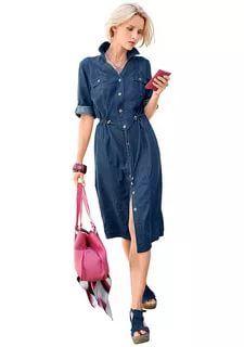 джинсовые платья: 22 тыс изображений найдено в Яндекс.Картинках