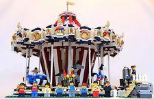 Lego Set 10196 Grand Carousel Merry Go Round