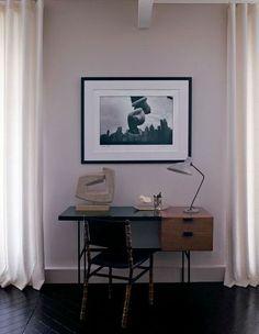 Perfil | Muebleando | Un apartamento vintage y chic