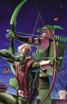 Green Arrow Secret Files #1 by Matt Wagner