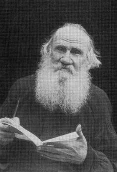 Russian writer Leo Tolstoy (1828 – 1910). Circa 1907 – 1910. #Leo_Tolstoy