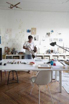 El Studio de Luis Úrculo