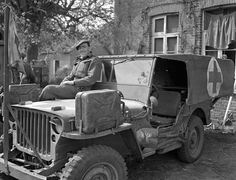 Canada Willys Army Jeep...husbands dream car. One of many