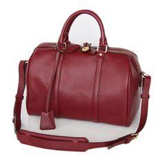 Brand Arrival Korea Retro Hand Carry Bag Boston Full Grain Leather Handbag