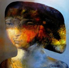 View Victor Tkachenko's Artwork on Saatchi Art. Find art for sale at great prices from artists including Paintings, Photography, Sculpture, and Prints by Top Emerging Artists like Victor Tkachenko. Abstract Faces, Abstract Portrait, Portrait Art, Abstract Art, Painting People, Figure Painting, Negative Space Art, Ukrainian Art, Portraits