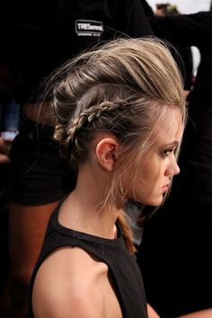 TRESemme at Marissa Webb - Backstage/Front Row - Mercedes-Benz Fashion Week Spring 2015