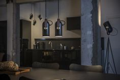 The Carronade Lamps from LE KLINT ... loveley
