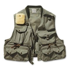 Filson FLY FISHING GUIDE VEST style# 136S: Price-$240.00