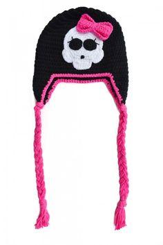 Hekla Monster High Lue Monster High, Winter Hats, Crochet Hats, Barn, Beanie, Knitting Hats, Converted Barn, Barns, Beanies