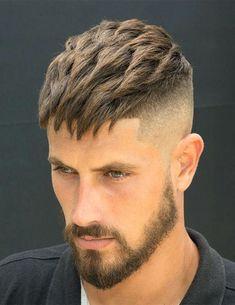 Men's Short Hairstyles Ideas for Spring Summer 2018