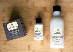 The Body Shop - Chinese Ginseng & Rice Vegan Skincare The Body Shop, Body Shop At Home, Eco Beauty, Beauty Care, Body Shop Skincare, Nourishing Shampoo, Shops, Lush Cosmetics, Luminizer