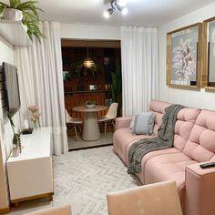 Apartment Interior, Luxury Kitchen Design, Room Decor, Interior Design, Small Living Room Decor, Apartment Room, Apartment Decor, Living Room Decor Apartment, Home