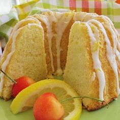 Easy Summer Limoncello Cake - Allrecipes.com