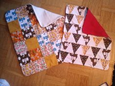 Homemade patchwork #pattern #sew #quilt #lapp #rutor #lapptäcke #inspiration