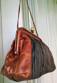 Paola Del Lungo Handbag Made In Italy by loveusati on Etsy, $56.99