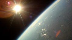 Super View from a Super Pressure Balloon. http://on.fb.me/1CwL3em http://1.usa.gov/1CwL3en