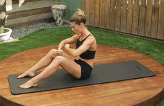 The Ultimate Pilates Ab Workout: Wind Down