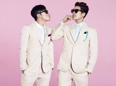 Homme's Changmin and Lee Hyun release teaser photos for their comeback | http://www.allkpop.com/article/2014/07/hommes-changmin-and-lee-hyun-release-teaser-photos-for-their-comeback