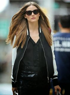 The Olivia Palermo Lookbook : LOOK OF THE DAY: Olivia Palermo in New York City.