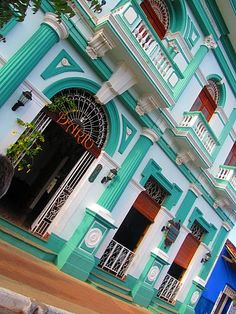 Hotel Dario, Granada, Nicaragua. One of my favorites places to sit around, have a cold Chelada and just enjoy the beauty of life!