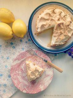Cocina de Muerte Lenta: Pie de Limón y Merengue (Lemon Meringue Pie)
