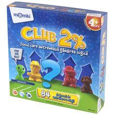 4  + Joc educativ Momki Club 2%