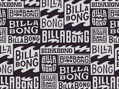 Billabongs by Dan Cassaro