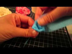 This is my How To video on how to create a flower from streamers or Crepe Paper. I used to make these for Le Vu Lan while I was growing up. Check Out for Ets. Camouflage Party, Pink Camouflage, Rose Crafts, Flower Crafts, Streamer Flowers, Party Streamers, Crepe Paper, Paper Roses, Flower Tutorial