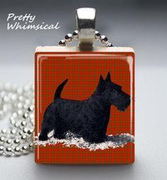 Black Scottie Dog Metal & Enamel Pin Brooch With Rhinestone Dog Bone Neck Charm Skilful Manufacture Pins & Brooches Fashion Jewelry