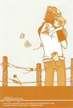ワカマツカオリ ポストカード No.006 - FEWMANY ONLINE SHOP Online Shopping, Disney Characters, Fictional Characters, Sketches, Disney Princess, Drawings, Boys, Anime, Sleeves