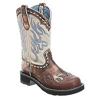 10010920 Ariat Women's Probaby Western Boots - Tan/True Timber www ...