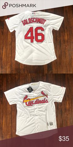 785d514dbce Paul Goldschmidt St. Louis Cardinals Wholesale Stitched Jersey! New With  Tags! If interested