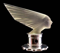 Art-Deco Hood Ornament by The Henry Ford, via Flickr