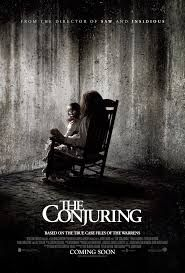 #TheConjuring looks creepy as hell! Be sure to read our #review before going to see it. www.seesawaustin.com
