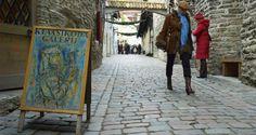 Tallinn: Medieval meets modern