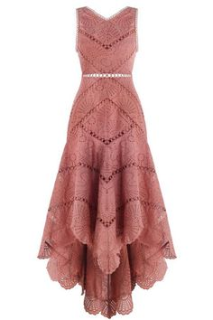 Zimmermann Jasper Fan Dress find it and other fashion trends. Online shopping for Zimmermann clothing. Jasper fan dress in nude embroidered cotton voile. Red Midi Dress, Long Sleeve Midi Dress, Lace Dress, Dress Long, Pink Dress, Midi Dresses, Long Dresses, Pretty Dresses, Beautiful Dresses