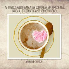 MIVEL KEDVESKEDTÉL MA REGGEL A SZERELMEDNEK? Nem kell nagy dolgokra gondolni. A hétfő reggelt úgyis egy frissen főzött, gőzölgő kávéval lehet a leginkább túlélni - természetesen közösen elfogyasztva. <3 #reggelikávé #hétfőreggel