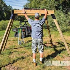 Archery Hunting Bowhunting, Crossbow Hunting, Bow Hunting Deer, Deer Hunting Blinds, Deer Blinds, Hunting Arrows, Hunting Stuff, Turkey Hunting, Tower Deer Stands