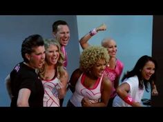 Behind the Scenes: Party in Pink™ Zumba Wear Shoot  #partyinpink