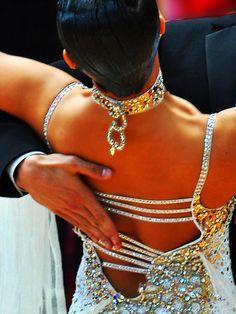 'The decorative side of ballroom dancing - 03' von Dirk h. Wendt bei artflakes.com als Poster oder Kunstdruck $18.03