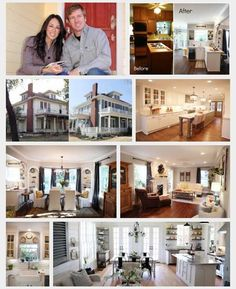 Check out these homes remodeled by the #Baylor University alums hosting HGTV's #FixerUpper.