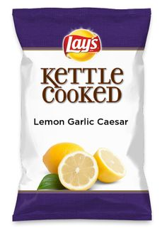 Wouldn't Lemon Garlic Caesar be yummy as a chip? Lay's Do Us A Flavor is back, and the search is on for the yummiest chip idea. Create one using your favorite flavors from around the country and you could win $1 million! https://www.dousaflavor.com See Rules.