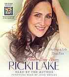 Never say never  Author:Ricki Lake  Publisher:New York : Simon & Schuster Audio, 2012.  Edition/Format: Audiobook on CD : CD audio : Biography : English : Unabridged   Summary:Actress, talk show host and producer Ricki Lake shares the story behind her success, and the dark times that preceded it. As Ricki shares the stories of her sexual abuse and eating disorders that came as a result, she also shares how she overcame her troubles to become the star, and happy mother, that she is today.