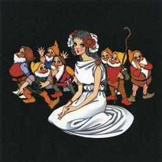 """""""Snow White"""" by Junichi Nakahara"""