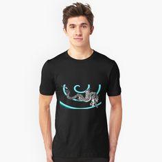 Promote | Redbubble Graphic T Shirts, My T Shirt, V Neck T Shirt, Blue Heart Emoji, T Shirt Vegan, A Tribe Called Quest, Lion Design, Vintage T-shirts, Madame