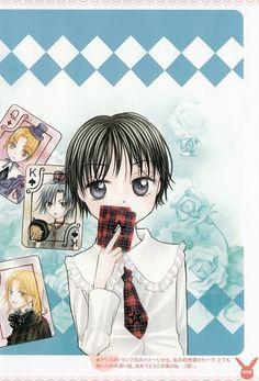 Tachibana Higuchi, Gakuen Alice, Gakuen Alice Illustration Fan Book, Ruka Nogi, Natsume Hyuuga